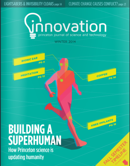 Innovation cover page
