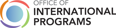 Office of International Programs logo
