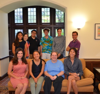 Re-Match summer undergraduate research 2016 program participants