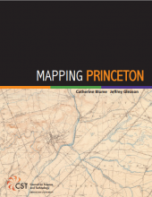 Cover of Mapping Princeton