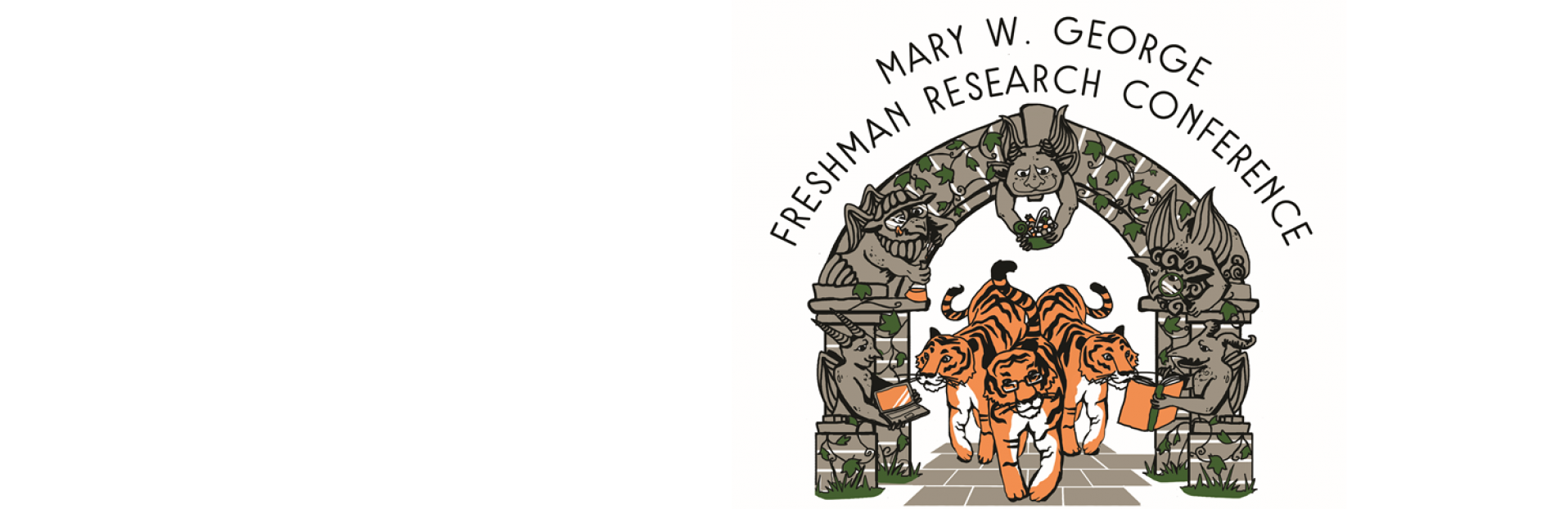 Freshman Research Conference logo
